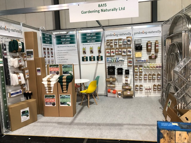 Gardening Naturally Launch 80 Trade Products for Garden Centres and Mail Order