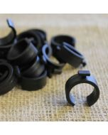 Aluminium 19mm Hoop Clips