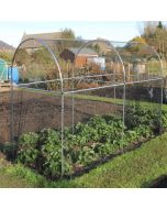 Domed  Fruit or Vegetable Walk In Cage