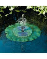 Floating Lily Pond Fountain
