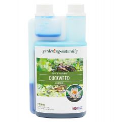 Anti Duckweed Pond Treatment 500ml - Gardening Naturally