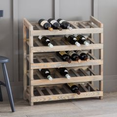 Aldsworth Spruce Wine Rack
