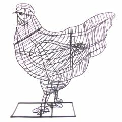 Topiary Frame - Chicken