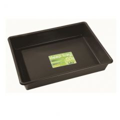 Deep, Black Multipurpose Tray