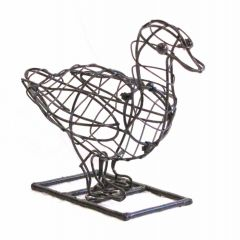 Topiary Frame - Duck