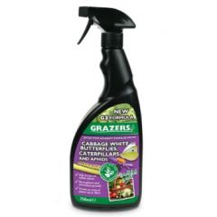 Grazers Cabbage White & Caterpillars RTU Spray