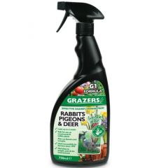 Grazers Rabbits, Pigeons and Deer Repellent
