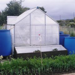 Greenhouse Insulation Fleece Kits