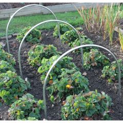 High Top Aluminium Garden Hoops