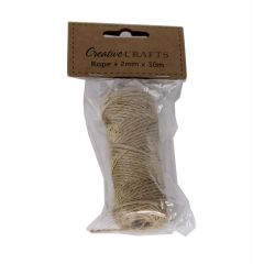 Biodegradable Jute String For The Garden