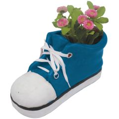 Colourful Shoe Planters