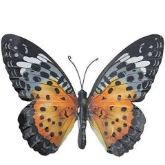 Large Metal Butterfly - Wall Decoration