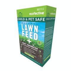 Natural Organic Lawn Feed with Root Enhancing Mycorrhiza