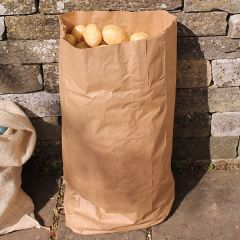 Paper Potato Sacks 25Kg