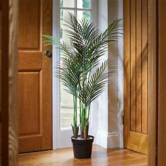 Artificial Palm Houseplant 124cm
