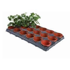 18 Pot Potting on Tray