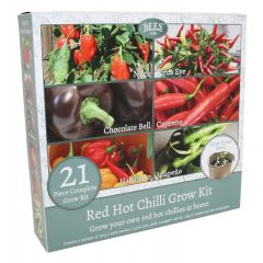 Red Hot Chilli Growing Kit