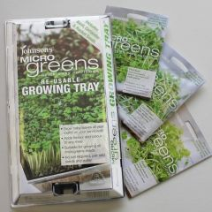 Microgreens Reusable Growing Tray