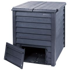 Thermo-wood Composter Including Base Grating 600L