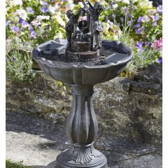 Tipping Pail Water Feature