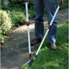 Flip-Lock Telescopic Lawn Edging Shears DP811