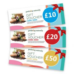 Gift Vouchers - Gardening Naturally