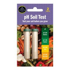pH Soil Testing Kit - 2 Tests