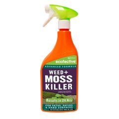 Natural Weed and Moss Killer