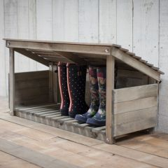 Wooden Welly Store