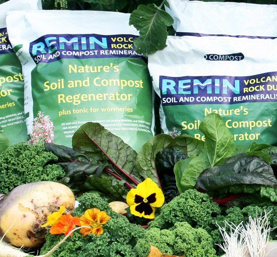 Remin Volcanic Rock Dust