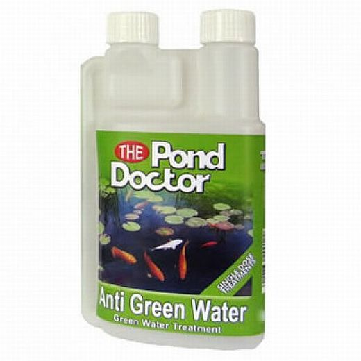 Pond Doctor Green Water