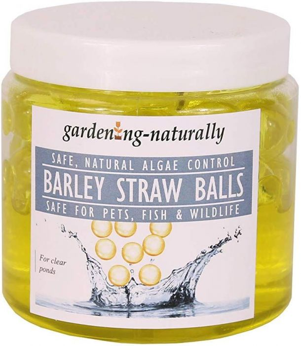 Gardening Naturally Barley Straw Pond Balls 300ml