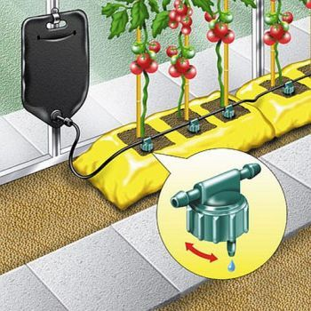 Big Drippa - Greenhouse Drip Watering Kit