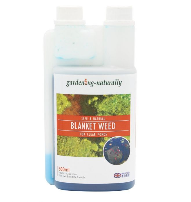 Anti Blanketweed Pond Treatment From Gardening Naturally