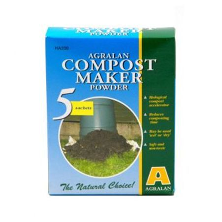 Natural Compost Accelerator from Agralan