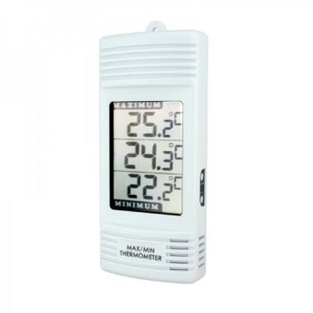 Digital Max Min Thermometer LCD Display