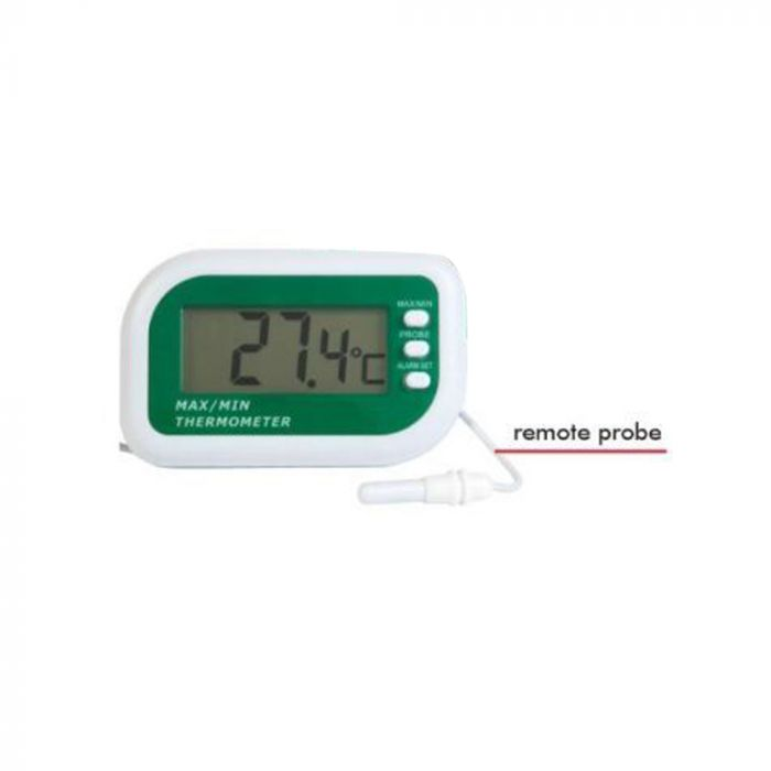 Digital Max Min Thermometer Remote Probe