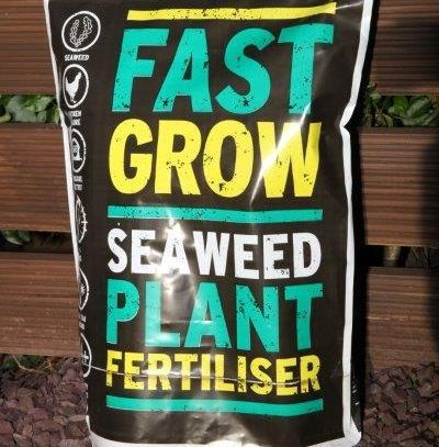 Fast Grow Seaweed Fertiliser 10kg