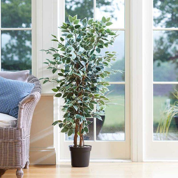 Artificial Weeping Fig Houseplant