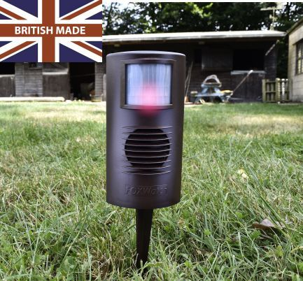 Foxwatch - Electronic Garden Pest Deterrent