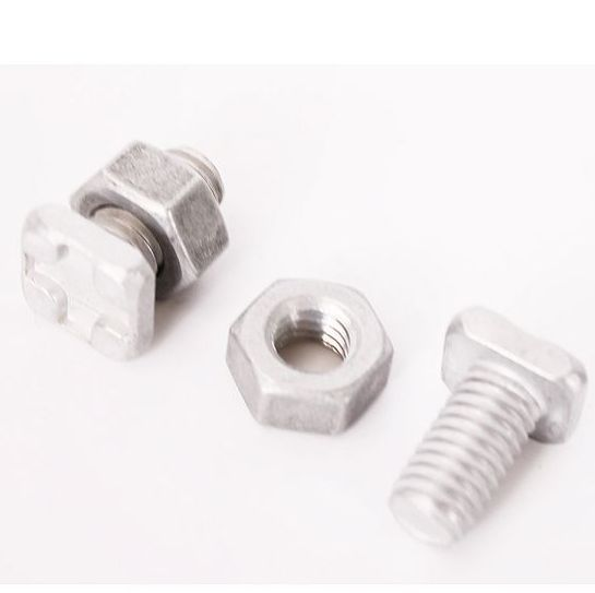 Square Head Bolts And Nuts