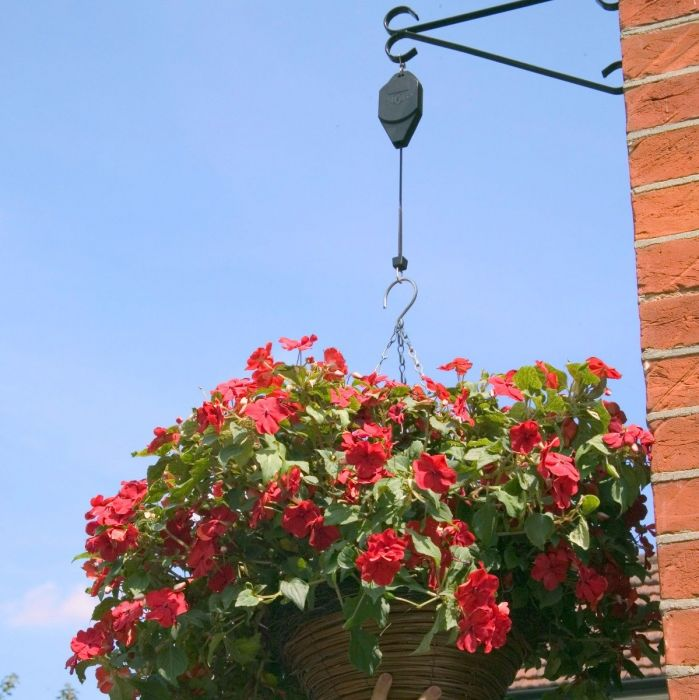 Hanging Basket Pulley
