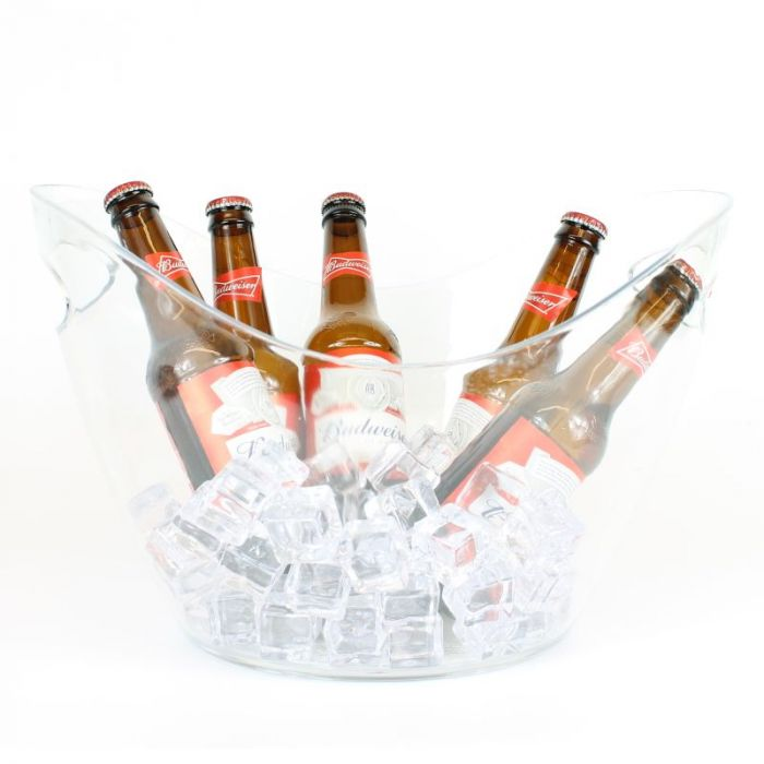 Clear Drinks Cooler