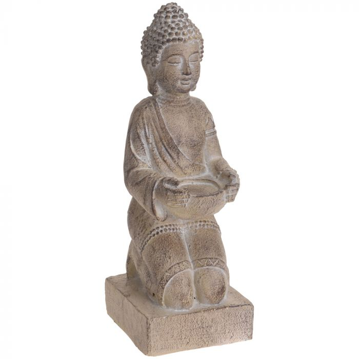 Kneeling Buddha Ornament