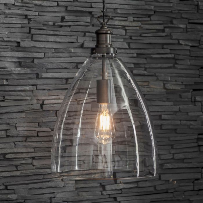 Hoxton Indoor Bullet Pendant Light