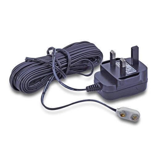 Mains Adapter for Catwatch, Foxwatch and Pestfree