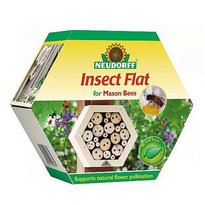 Insect House Mason Bees