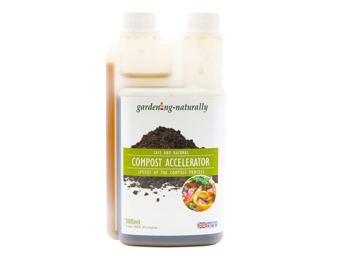 Natural Compost Accelerator 500ml