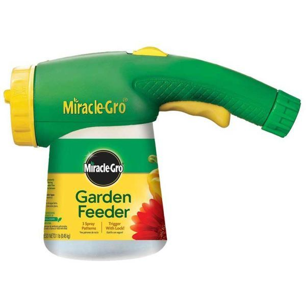 Miracle Gro Nematode Applicator & Garden Feeder