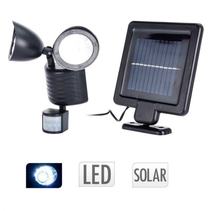 Motion Detector Solar Light